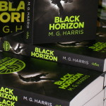 GEMINI FORCE ONE: BLACK HORIZON by MG Harris